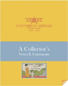 Colombian airmail collections